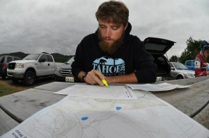 Adventure Racing is a lot of navigation. Photo credit Jerry Gamez